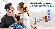 Health Benefits of a Healthy Sex Life With Suhagra - The Best Erectile Dysfunction Treatment Options At HimsEDPills