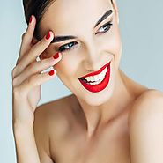 How To Prevent Lipstick From Creasing | FASHION GOALZ