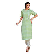 Buy cotton kurtis online – The most preferred Women Clothing