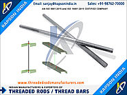 Sag Rods Sag Bars manufacturers exporters in India http://www.threadedrodsmanufacturers.com +91-9876270000