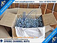 Spring Channel Nuts manufacturers exporters in India http://www.threadedrodsmanufacturers.com +91-9876270000