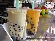 Bubble tea in Los Angeles