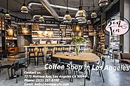 Coffee Shop in Los Angeles