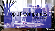 Are you searching for Top IT Companies for your projects?
