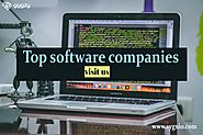 How to find Top software companies