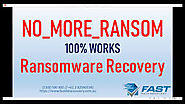 Ransomware Data Recovery Services