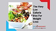 Low-Calorie Diet for Weight Loss