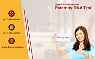 Legal & Court Approved Paternity DNA Test