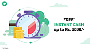 Get INR 3000 Instant Cash From the Best Personal Loan App in India