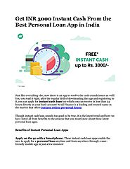Best Instant Personal Loan App in India in 2020 - Issuu