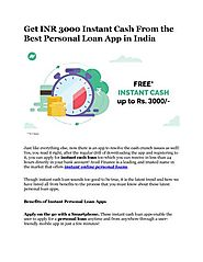 Best Instant Personal Loan App in India in 2020 - authorSTREAM