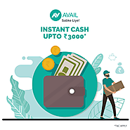 Get INR 3000/- Instant Cash at 0% Interest Rate Within 1 Day in Your Bank Account!
