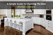 Simple guide to choosing kitchen cabinets in 2020