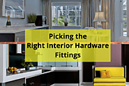 Get the perfect tips to Interior Hardware fitting for enhancing your interior decor