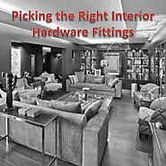 Importance 7 tips to pick the best interior hardware design | Visual.ly