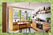 How to do interior design an Eco-friendly kitchen?