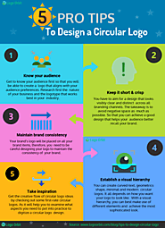 05 PRO Tips To Design a Circular Logo