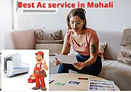 Best AC Service and Repair in Mohali by Jumbo Service