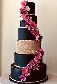 Beautiful, Delicious and Custom Wedding Cakes