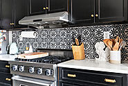 40 Brilliant Kitchen Backsplash Tile Ideas for Your Next Reno