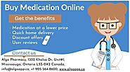 Buy medication online and get instant discount
