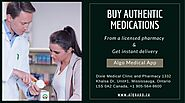 Buy authentic medications online and get instant home delivery