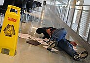 Slip And Fall Accidents Can Lead To Serious Injuries