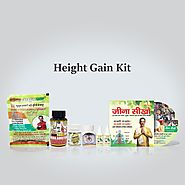Ayurvedic Treatment For Height Gain And Products | Shuddhi