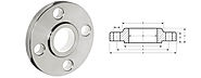 Stainless Steel Slip On Flange manufacturer in India - Akai Metals