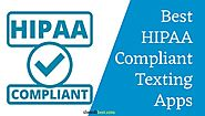 Best HIPAA Compliant Texting Apps - Top Picks