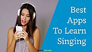 Best Apps to Learn Singing - Sing With Voice Tutor