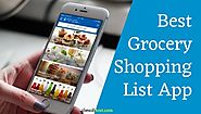Best Grocery Shopping List App - Plan The Menus