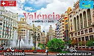 Valencia Tour Packages, Book Valencia Holiday Package at Best Price