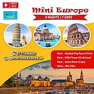 Mini Europe Tour Package