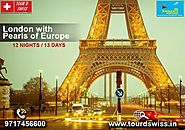 London with Pearls of Europe Tour Package