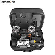 Sunnylife Portable Storage Case Carrying Bag Box for Dji RoboMaster S1 Spare Parts-in Drone Accessor...