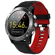 Z1 Sports Smart Watch Men Bluetooth Music Information Push Heart Rate Altitude Pressure Measurement Call Reminder Sma...
