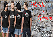 Special T-shirt for Wedding