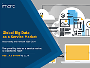 Big Data as a Service Market Size, Share, Growth & Forecast 2019-2024