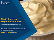 North America Mayonnaise Market Research Report & Forecast 2019-2024