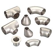 SS Buttweld Pipe Fittings Manufacturer in Coimbatore / Buy Pipe Fitting - Divya Darshan Metallica