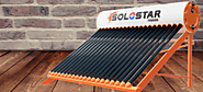 Solostar: Industrial Solar Water Heater In West Bengal