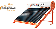 Solar Water Heater- Solostar: Things To Consider Before Installing A Solar Water Heater