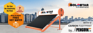 Why industrial solar water heaters are on demand?