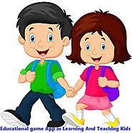 Educational game App in Learning And Teaching Kids - Elvanco