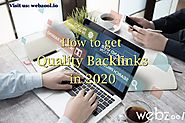 Guide to backlink builder in 2020