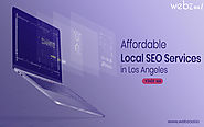 affordable local SEO services in Los Angeles