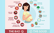 Diet Tips For A Healthy Pregnancy: Foods To Eat And Avoid - 1mg Capsules