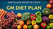Does GM Diet Is Good For Weight Loss? - Quillcraze