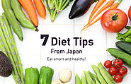Eat Healthy and Smart with 7 Diet Tips from Japan – Japancentre blog
